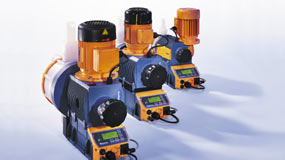 Motor Driven Diaphragm Pumps